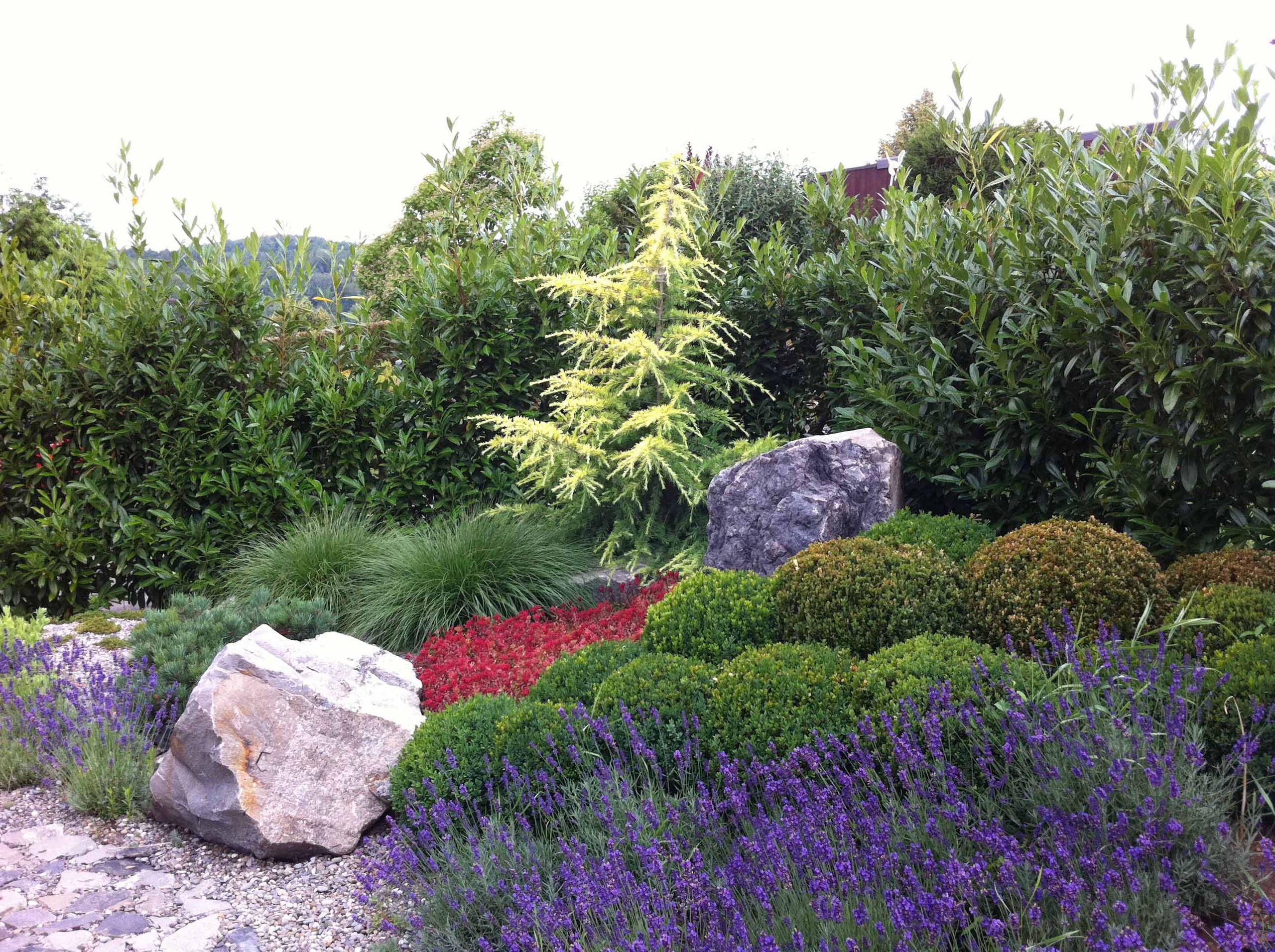 Villiger Gartenimpressionen